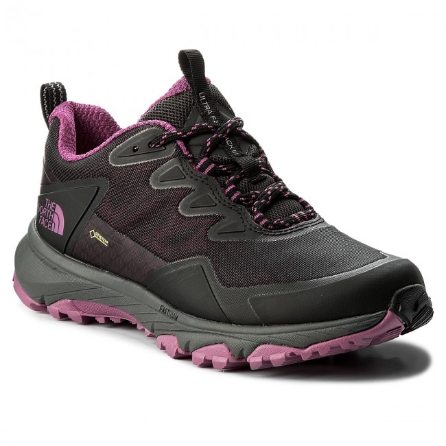 Trekkingschuhe THE NORTH FACE                                                      Ultra Fastpack III Gtx GORE-TEX T939IS1XV Tnf Black/Wild Aster Purple 69d0c1