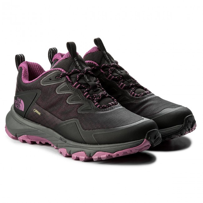 Trekkingschuhe THE NORTH FACE-Ultra Fastpack III Black/Wild Gtx GORE-TEX T939IS1XV Tnf Black/Wild III Aster Purple Werbe Schuhe 7d2a9a