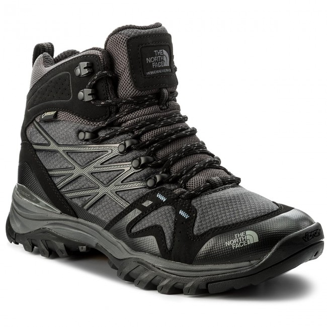 Trekkingschuhe THE NORTH FACE-Hedgehog Fastpack Mid Gtx (Eu) GORE-TEX NF0A3FXIZU5 Tnf Black/Dark Shadow Grey