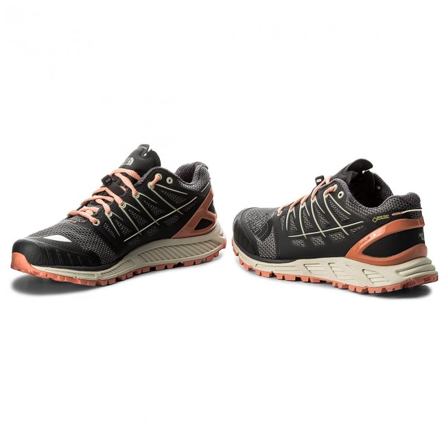 Schuhe THE NORTH  FACE     NORTH                                                Ultra Endurance II Gtx GORE-TEX T93FXT4GH  schwarzened Pearl/Desert Flower Orange bfdbf2