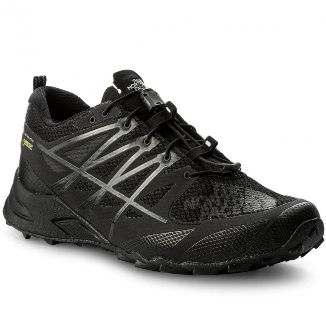 Schuhe THE NORTH Tnf FACE-Ultra Mt II Gtx GORE-TEX T932ZAKX7 Tnf NORTH schwarz/Tnf schwarz d141e1