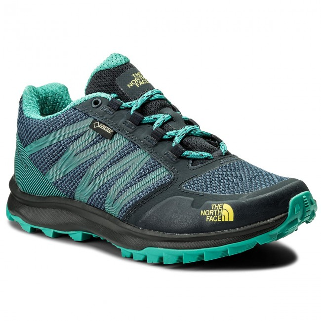 Trekkingschuhe THE NORTH FACE                                                      Litewave Fastpack Gtx GORE-TEX T93FX54GQ Urban Navy/Blazing Yellow 1eb048