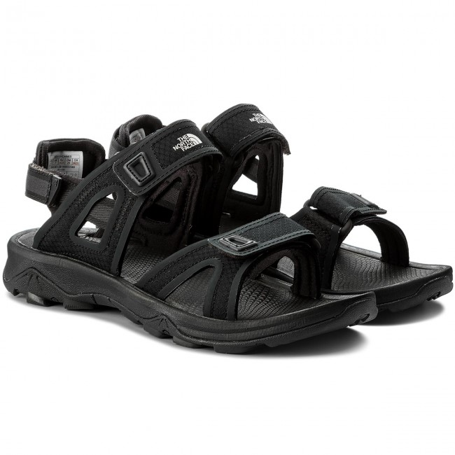 Sandalen THE T0CC3DLQ6 NORTH FACE-Hedgehog Sandale II T0CC3DLQ6 THE Tnf schwarz/Vintage Weiß ca204a