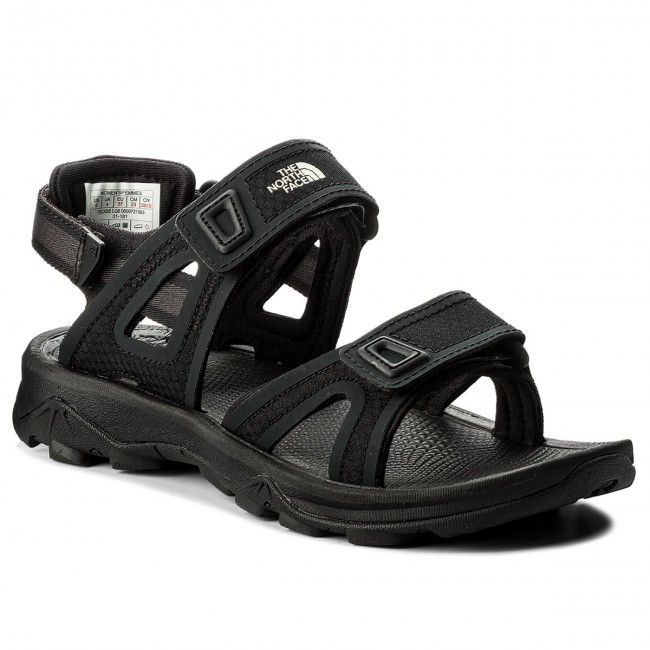 Sandalen THE NORTH FACE                                                    Hedgehog Sandal II T0CXS5LQ6 Tnf Black/Vintage White