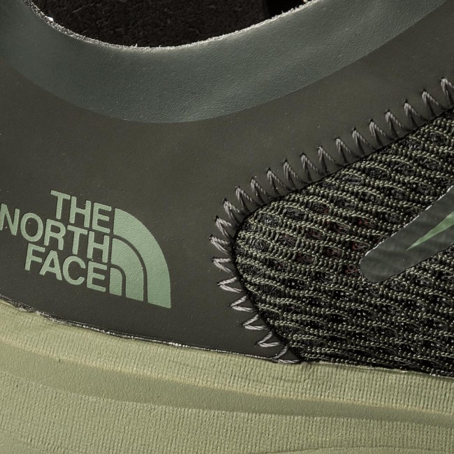 Schuhe Lace THE NORTH FACE-Litewave Flow Lace Schuhe T92YA94DU schwarz Ink Grün/Four Leaf Clover a5937d