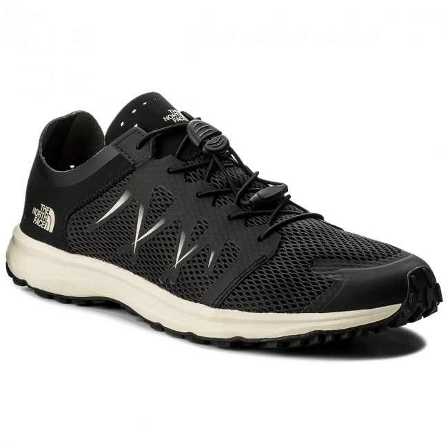 Schuhe THE NORTH FACE-Litewave Flow Lace T92YA9LQ6 TNF Black/Vintage Black