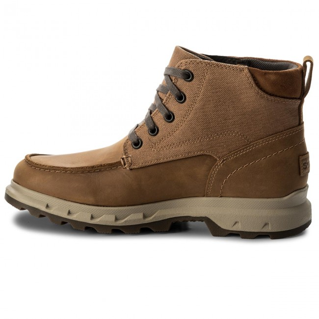 Trapperschuhe SOREL-Portzman NM2631 Moc Toe NM2631 SOREL-Portzman Elk/Ancient Fossil 286 b75efb