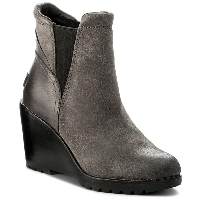 Stiefeletten SOREL After Hours Chelsea NL2566 Quarry 052