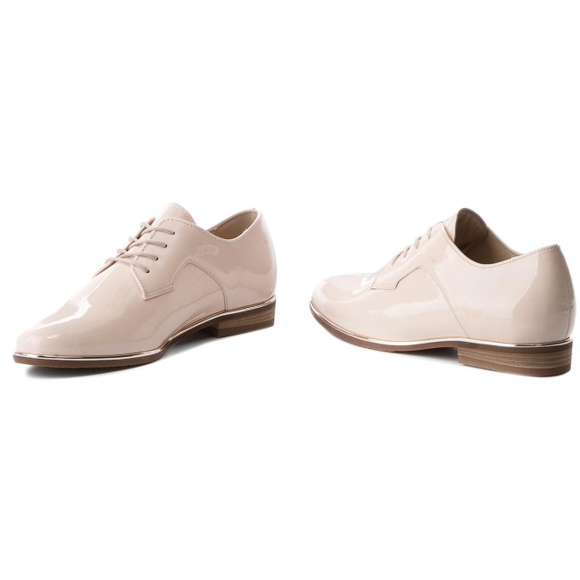 Damenschuhe Halbschuhe Oxfords Oxfords GABOR - 82.455.22 Light Light Light Rosa ce1671