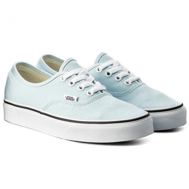 Turnschuhe VANS                                                      Authentic VN0A38EMQ6K Baby Blau/True Weiß 067dd5