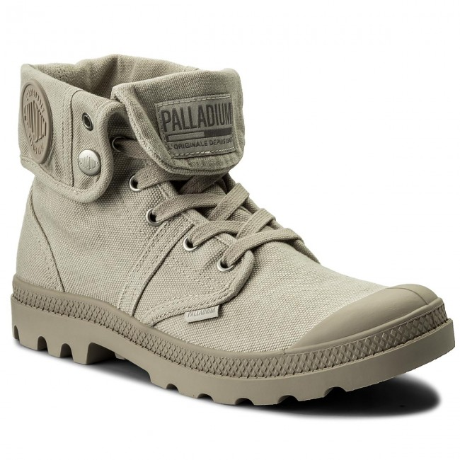 Trapperschuhe PALLADIUM-Pallabrouse Baggy 02478-062-M Rainy Day/String Day/String Rainy 5d6a83