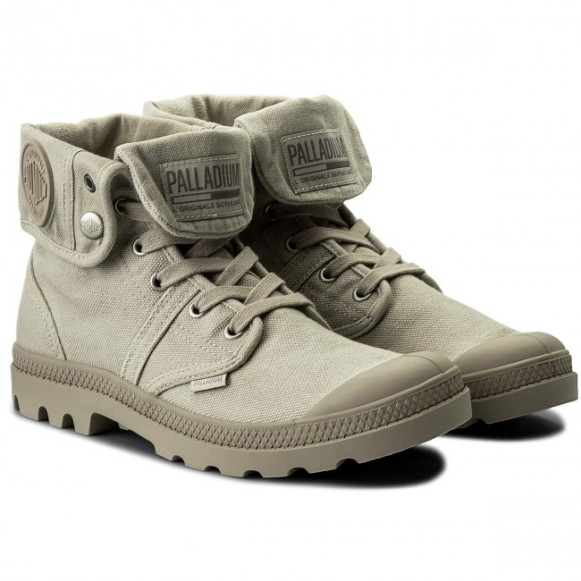 Trapperschuhe PALLADIUM-Pallabrouse Baggy Baggy PALLADIUM-Pallabrouse 02478-062-M Rainy Day/String 415432