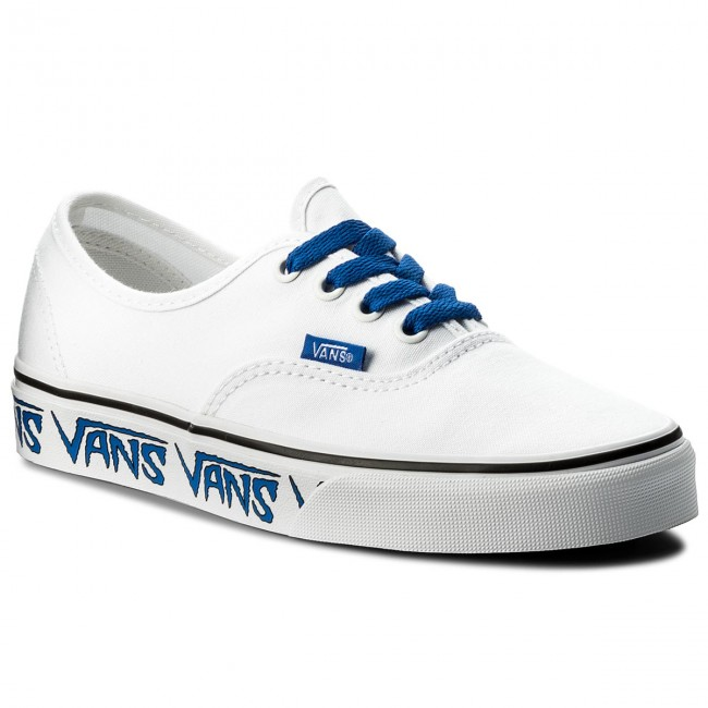 Turnschuhe VANS                                                      Authentic VN0A38EMQ9M (Sketch Sidewall) True Wh 59a3bf