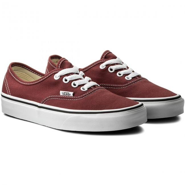 Turnschuhe VANS  White Authentic VN0A38EMQ9S Apple Butter/True White  b5a05b