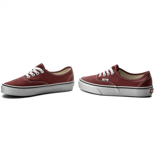 Turnschuhe VANS-Authentic Butter/True VN0A38EMQ9S Apple Butter/True VANS-Authentic White Werbe Schuhe e145a1