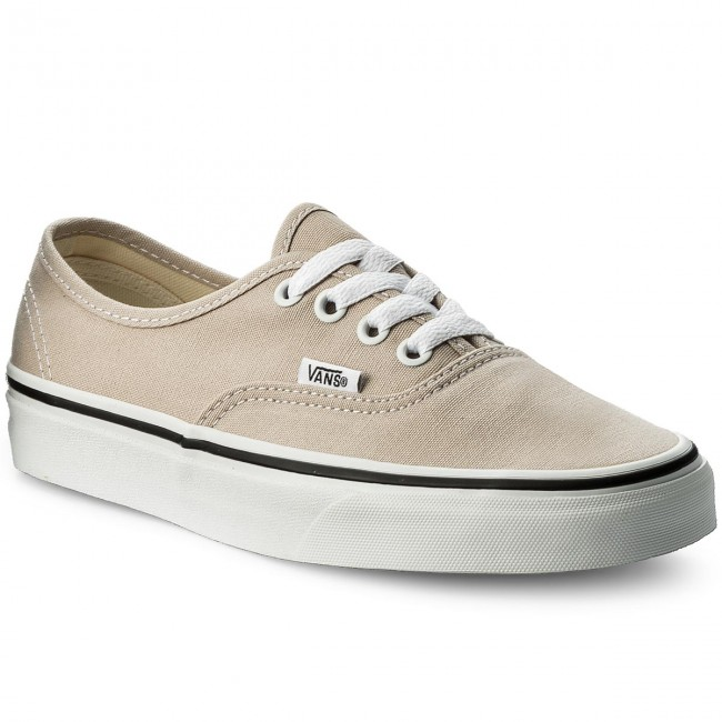 Turnschuhe VANS - Authentic VN0A38EMQA3 Silver Lining/True White