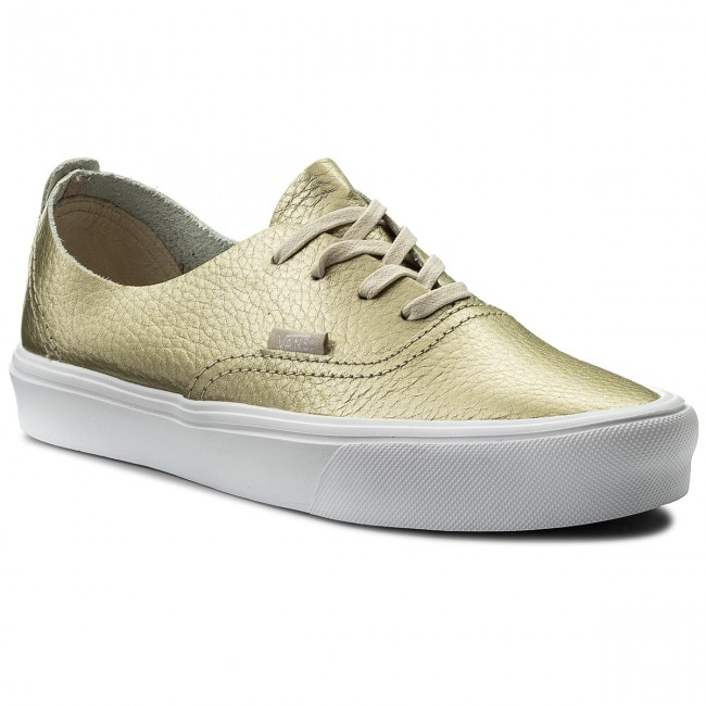 Turnschuhe VANS                                                    Authentic Decon VN0A38ERJYQ (Leather) Gold