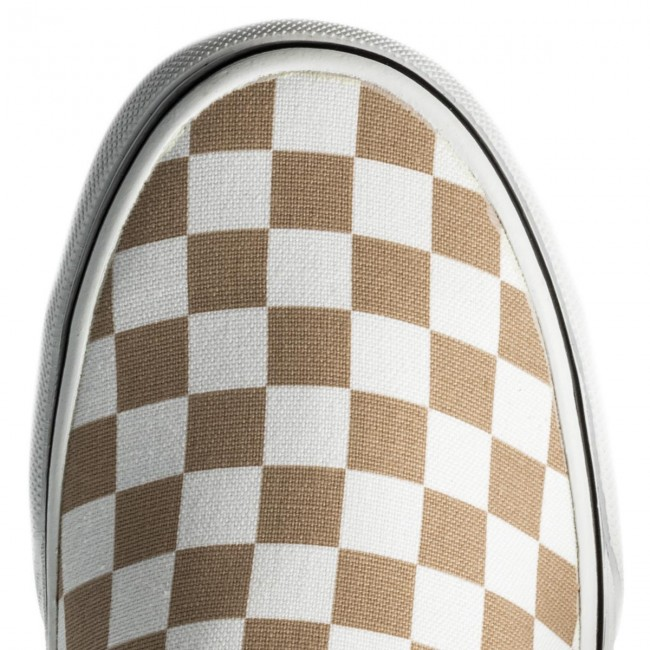 Turnschuhe VANS                                                      Classic Slip-On VN0A38F7QCO (Checkerboard) Frappe/Tru ab17cf