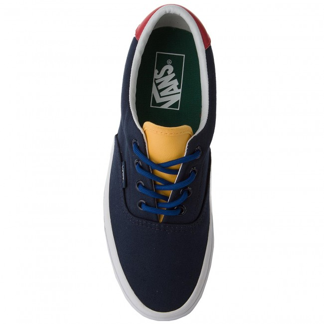 Turnschuhe VANS-Era Yacht 59 VN0A38FSQKH  (Vans Yacht VANS-Era Club) Dress Bl 722bbe