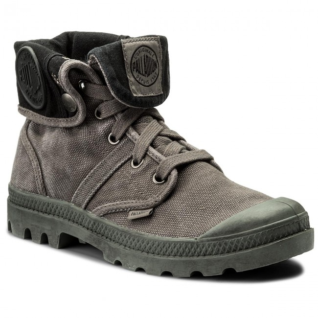 Trapperschuhe PALLADIUM                                                      Pallabrouse Baggy 92478-029-M Metal 8e03c0