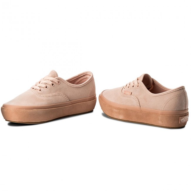 Turnschuhe VANS                                                      Authentic Platfor VN0A3AV8QB2 (Suede Outsole) Evening S f64a78