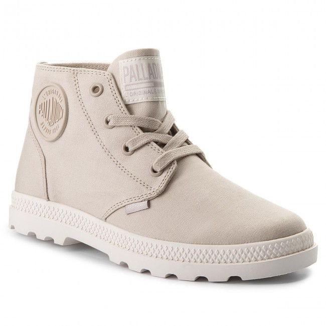 Trapperschuhe PALLADIUM                                                    Pampa Free Cvs 95742-058-M Rainy Day/Marshmallow