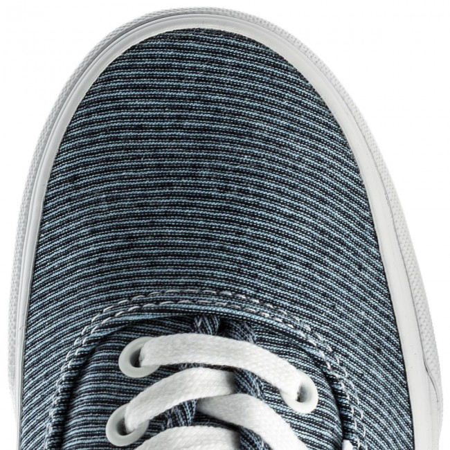 Turnschuhe VANS Blue/True  Authentic VN0A38EMQ8U (Jersey) Blue/True VANS White c6b5b9