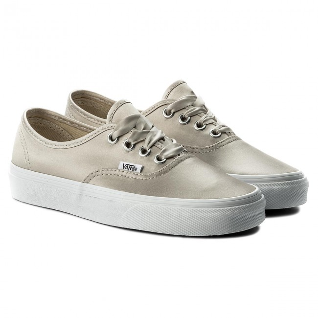 Turnschuhe VANS                                                      Authentic VA38EMQ9J  (Satin Lux) Light Silver 5722c4