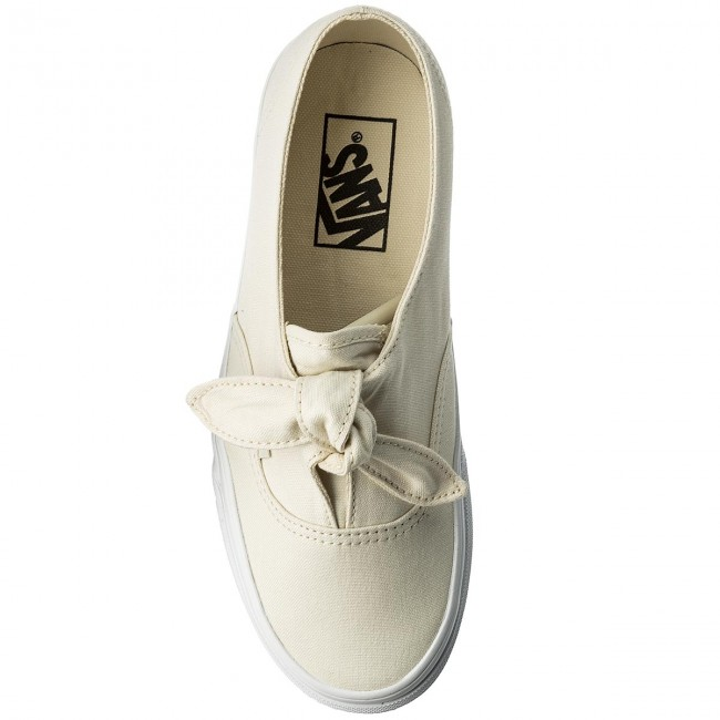 Turnschuhe VN0A3MU2F8Z VANS  Authentic Knotted VN0A3MU2F8Z Turnschuhe (Canvas) Marshmallow cbde63