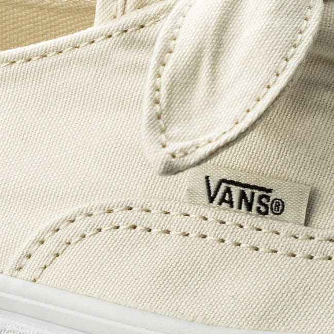 Turnschuhe VANS                                                      Authentic Knotted VN0A3MU2F8Z (Canvas) Marshmallow 09736f