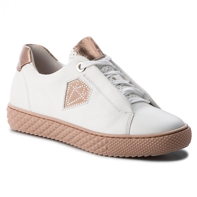 Sneakers GABOR                                                      86.438.50 Weiss/Rame fc9e0f