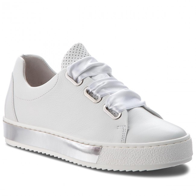 Sneakers GABOR                                                    86.505.50 Weiss (S.W/Si)