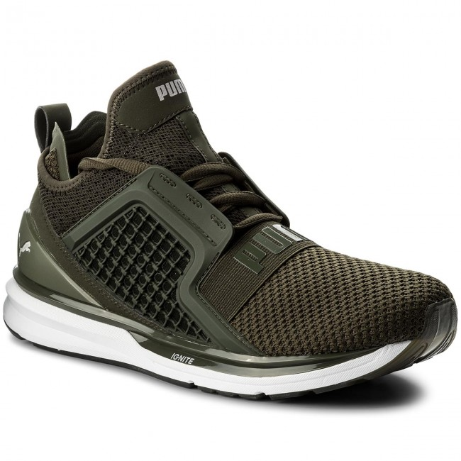 Schuhe PUMA-Limitless Weave 190503 01 Forest Night/Forest Night