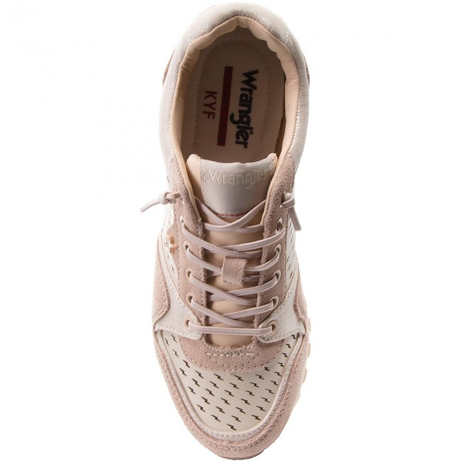 Sneakers WRANGLER                                                      Beyond Punched WL181556 Pastel Rose 565 06accd
