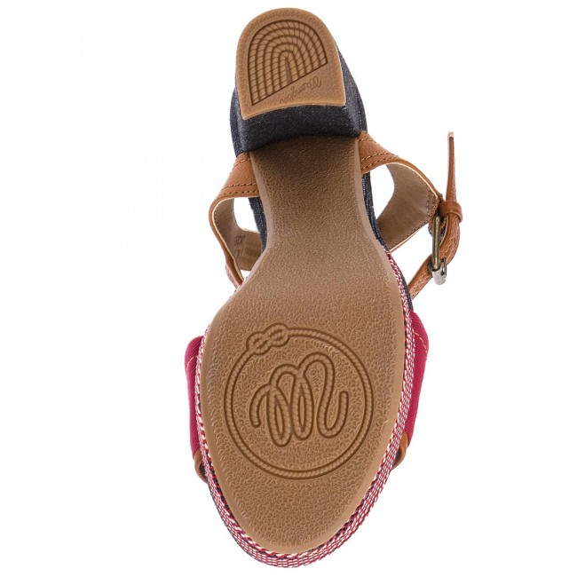 Sandalen WRANGLER                                                    Sunset Alicia WL181644 Red 87