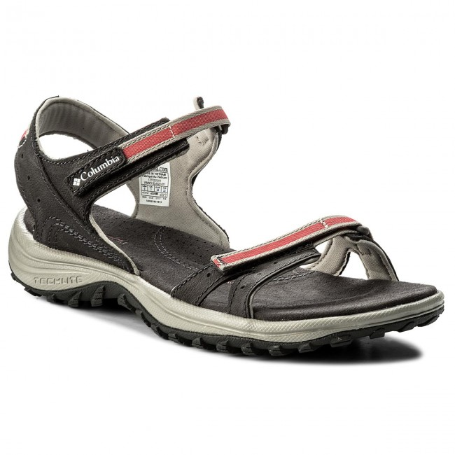 Sandalen COLUMBIA                                                    Santiam BL4622 Shark/Sunset Red 011
