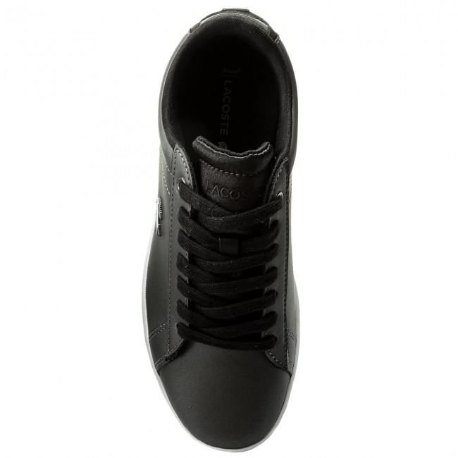 Sneakers LACOSTE                                                    Carnaby Evo 118 7 Spw 7-35SPW00142B6 Dk Gry/Blk