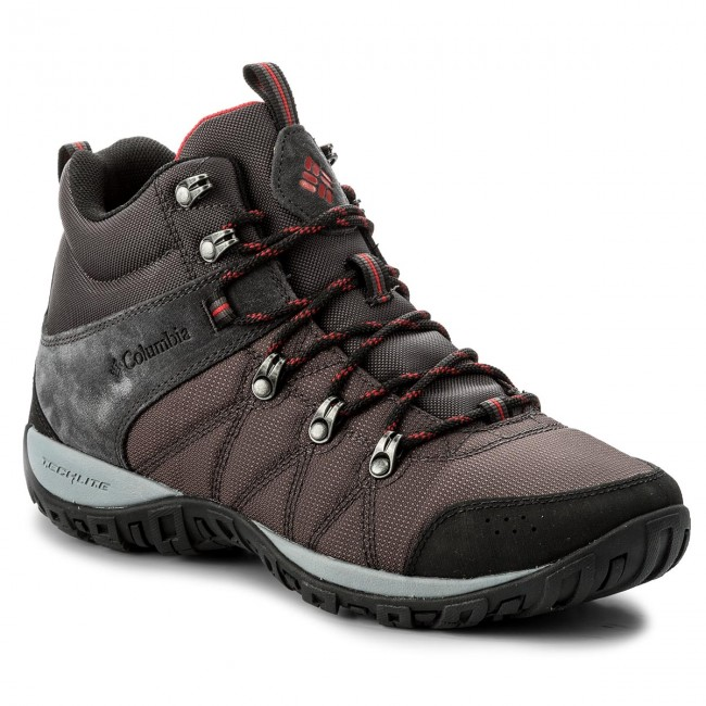 Trekkingschuhe COLUMBIA-Preakfreak Venture Mid Lt BM4487/1718151011 Shark/Mountain Red 011