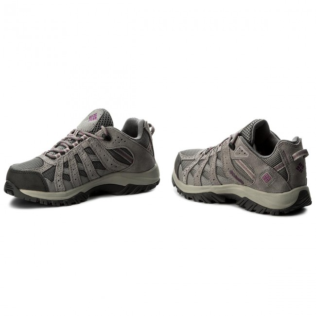 Trekkingschuhe COLUMBIA-Canyon Point Waterproof YL5416  Violet Charcoal/Intense Violet  032 Werbe Schuhe 32f664