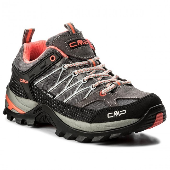 Trekkingschuhe CMP                                                    Rigel Low Wmn Trekking Shoes Wp 3Q54456 46AK