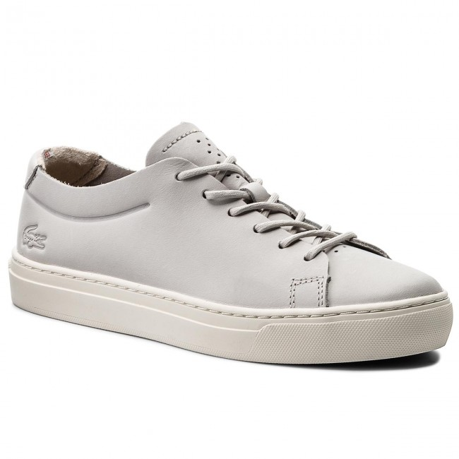 Sneakers LACOSTE                                                      L.12.12 Unlined 118 2 Caw 7-35CAW0017235 Lt Gry/Off Wht 357d29