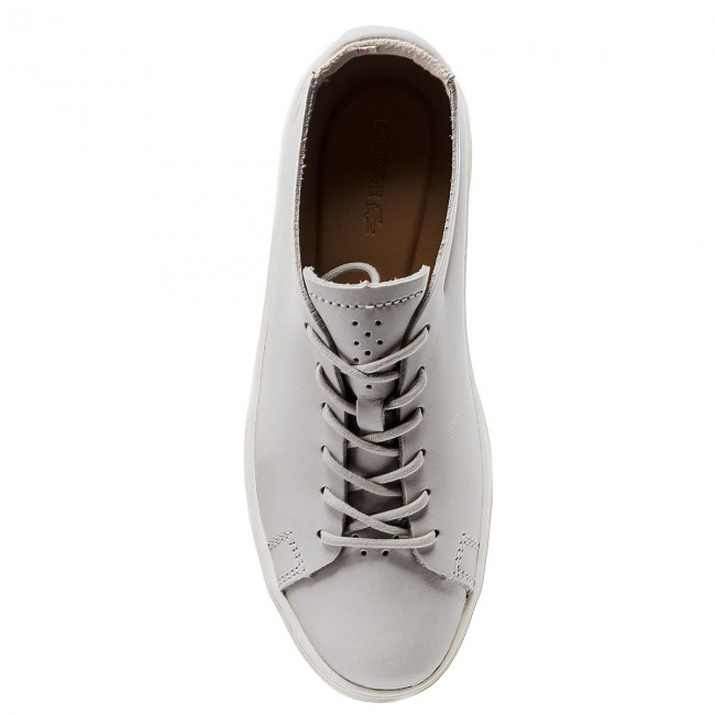 Sneakers LACOSTE                                                      L.12.12 Unlined 118 2 Caw 7-35CAW0017235 Lt Gry/Off Wht 3f42d2