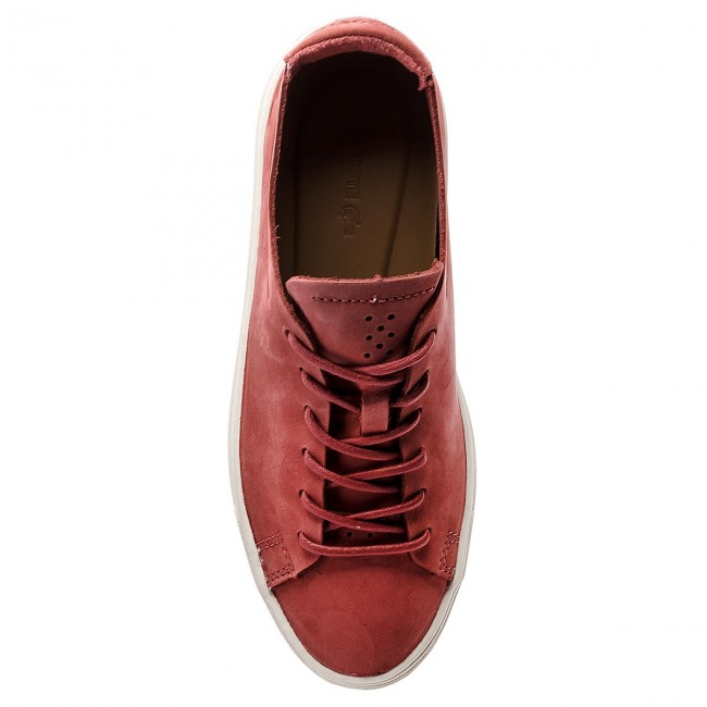 Sneakers LACOSTE                                                      L.12.12 Unlined 1183 Caw 7-35CAW0018262 ROT/Off Wht 65ae01