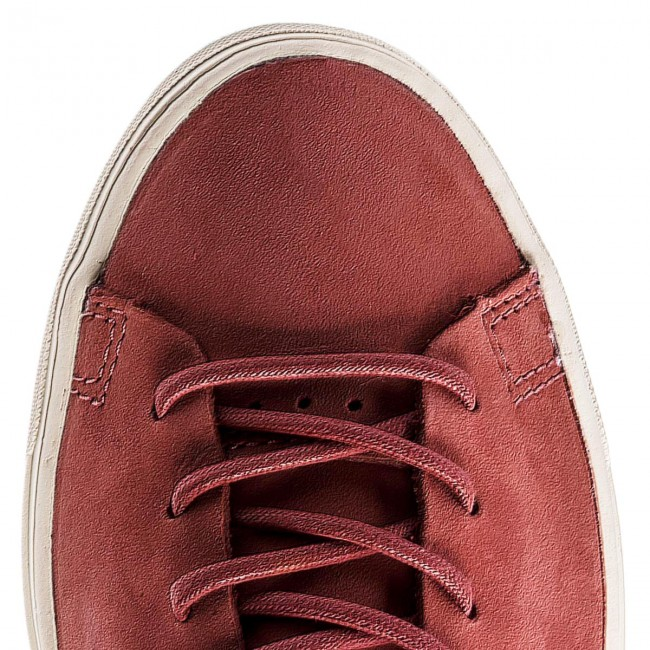 Sneakers LACOSTE-L.12.12 Unlined 1183 Caw 7-35CAW0018262 Red/Off Wht Werbe Schuhe