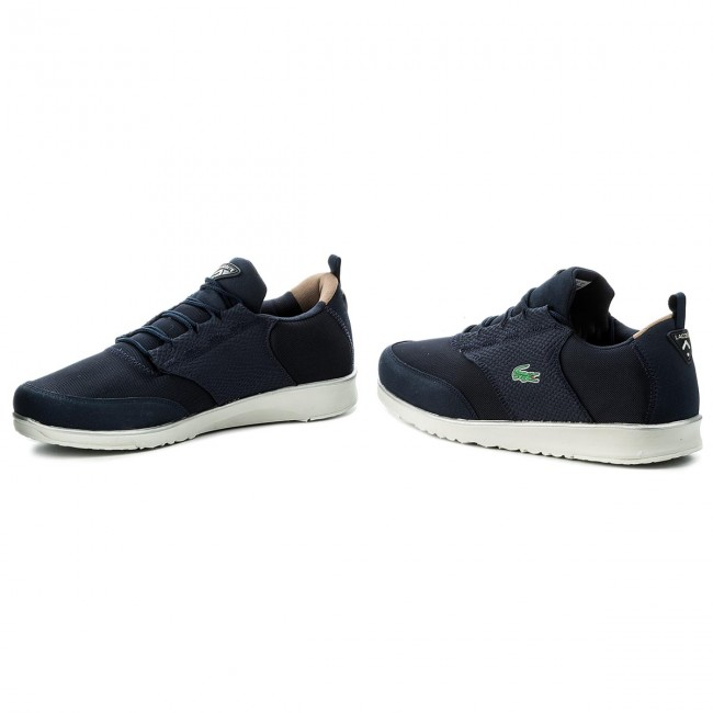 Sneakers LACOSTE-L.Ight 118 1 Nvy/Off Spm 7-34SPM0021B98 Nvy/Off 1 Weiß 7630a8