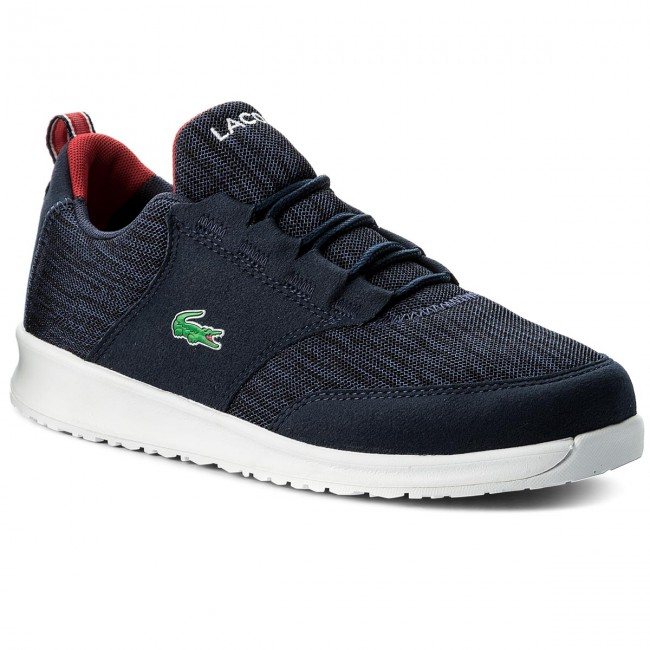 Sneakers LACOSTE L.Ight 1184 Spj 7-35SPJ0008144 Navy/Red