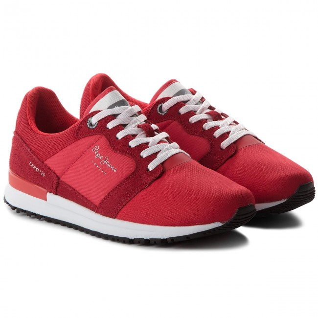 Sneakers Pro PEPE JEANS-Tinker Pro Sneakers 120 Factory ROT 220 225f85