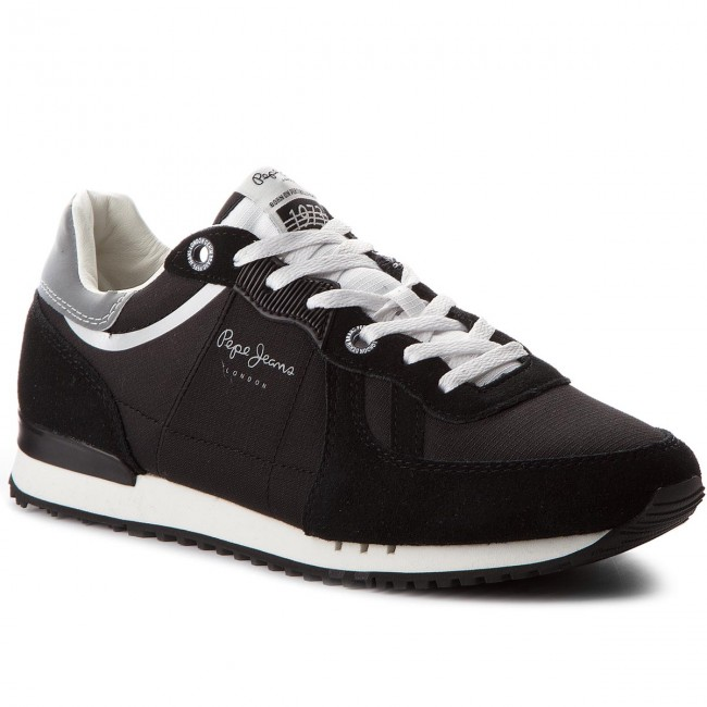 Sneakers PEPE JEANS-Tinker PMS30415 Black 999