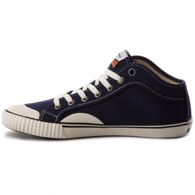 Sportschuhe PEPE JEANS-Industry 595 1973 PMS30429  Navy 595 JEANS-Industry 6930e2