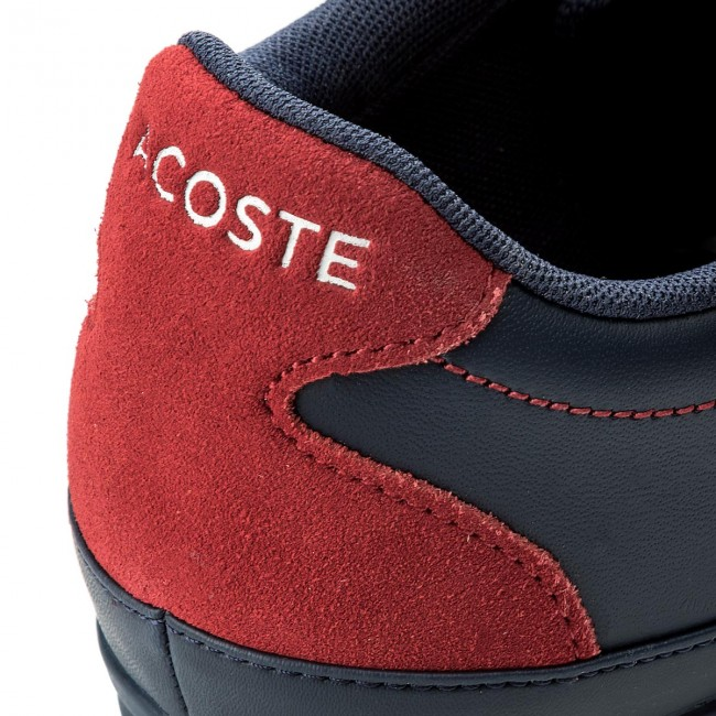 Sneakers LACOSTE-Misano 1 Sport 118 1 LACOSTE-Misano Cam 7-35CAM0083144 Nvy/ROT 9d8bdd